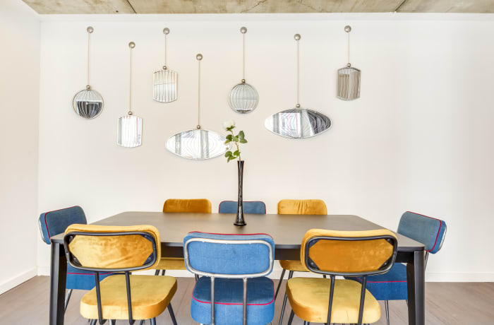 Apartment in Milan V, Galeries Lafayette - Saint-Lazare (9e) - 12