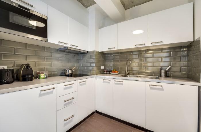Apartment in Milan V, Galeries Lafayette - Saint-Lazare (9e) - 13
