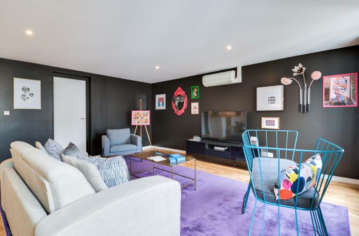 Apartment in Saint Lazare II, Galeries Lafayette - Saint-Lazare (9e) - 2