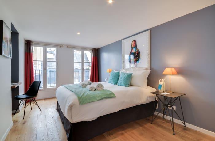 Apartment in Saint Lazare II, Galeries Lafayette - Saint-Lazare (9e) - 11
