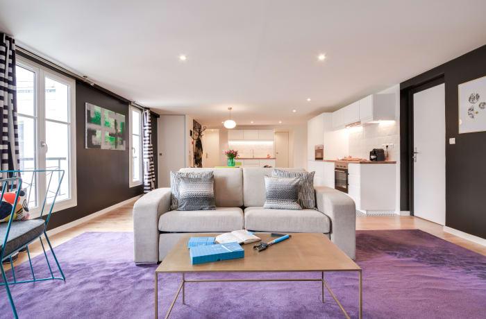 Apartment in Saint Lazare II, Galeries Lafayette - Saint-Lazare (9e) - 3