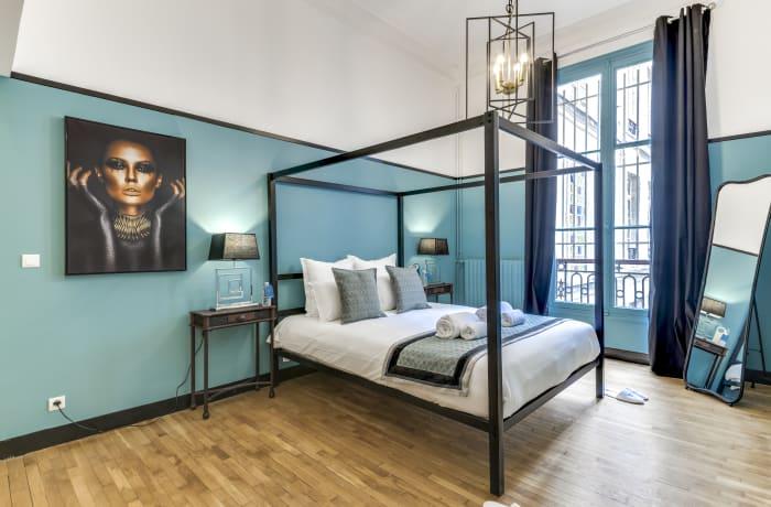 Apartment in Saint Lazare, Galeries Lafayette - Saint-Lazare (9e) - 12