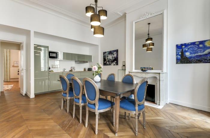 Apartment in Saint Lazare, Galeries Lafayette - Saint-Lazare (9e) - 6