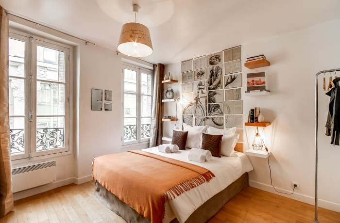 Apartment in Archives V - Full of charm, Le Marais - Bastille (4e) - 1