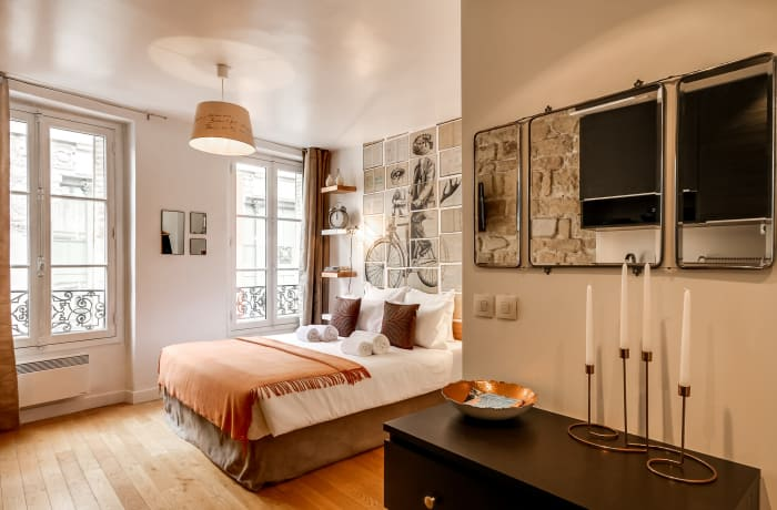 Apartment in Archives V - Full of charm, Le Marais - Bastille (4e) - 5