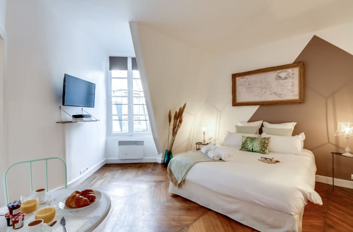 Apartment in Archives VI, Le Marais - Bastille (4e) - 2