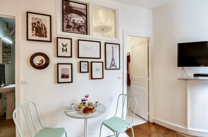 Apartment in Archives VI, Le Marais - Bastille (4e) - 13