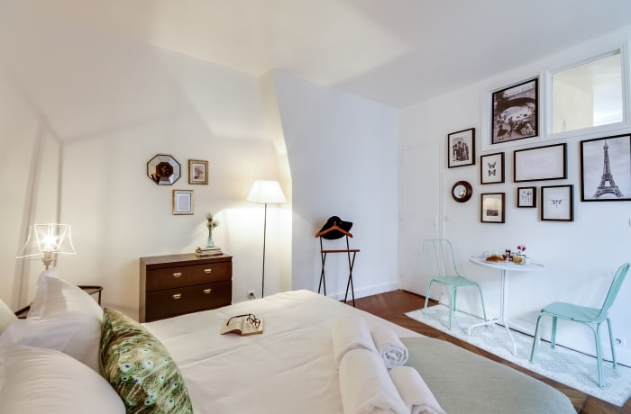 Apartment in Archives VI, Le Marais - Bastille (4e) - 4