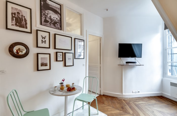 Apartment in Archives VI, Le Marais - Bastille (4e) - 5