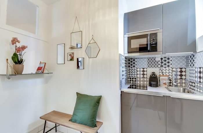 Apartment in Archives VI, Le Marais - Bastille (4e) - 6