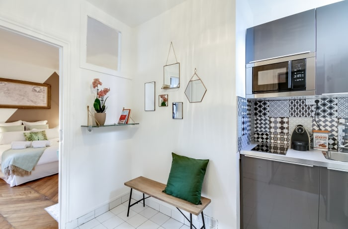 Apartment in Archives VI, Le Marais - Bastille (4e) - 7