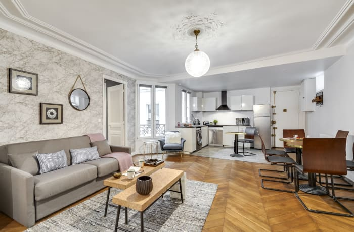 Apartment in Archives VIII, Le Marais (3e) - 1