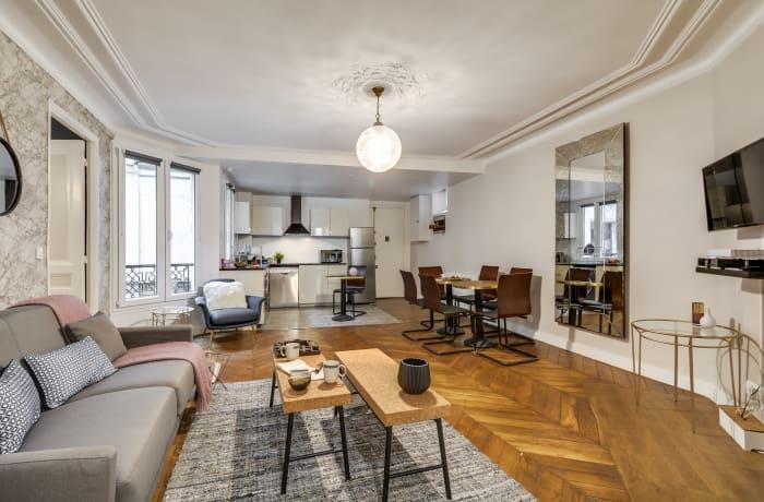 Apartment in Archives VIII, Le Marais - Bastille (4e) - 3