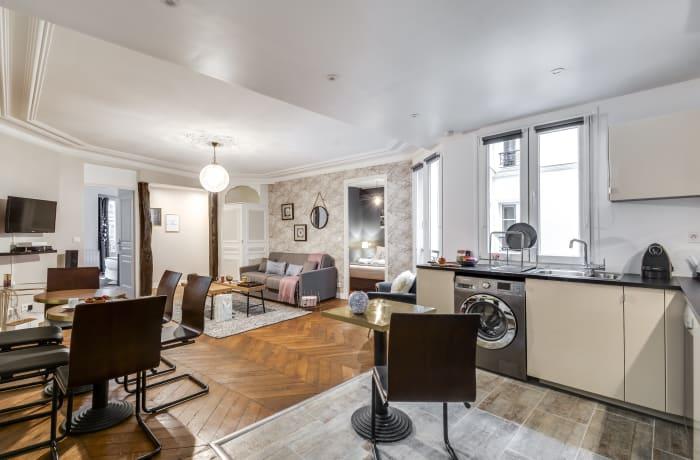 Apartment in Archives VIII, Le Marais (3e) - 4