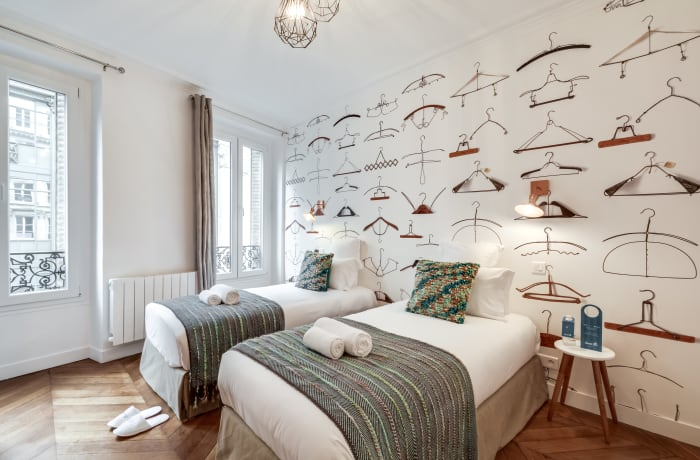 Apartment in Archives VIII, Le Marais (3e) - 10