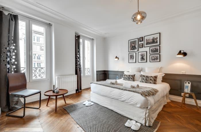 Apartment in Archives VIII, Le Marais - Bastille (4e) - 9
