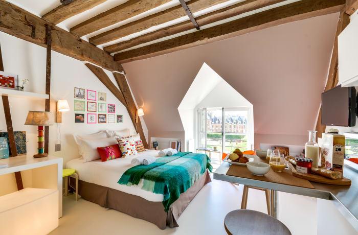 Apartment in Place des Vosges, Le Marais (3e) - 1