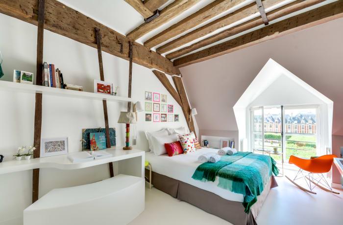 Apartment in Place des Vosges, Le Marais (3e) - 2