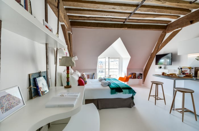 Apartment in Place des Vosges, Le Marais (3e) - 3