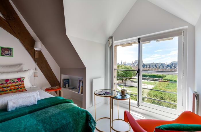 Apartment in Place des Vosges, Le Marais (3e) - 7