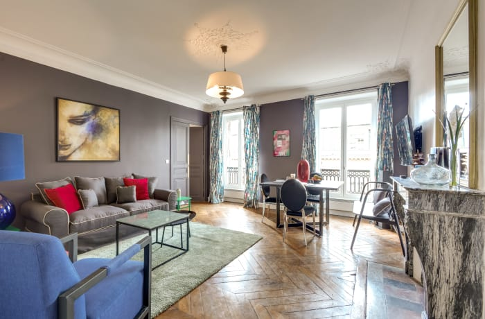 Apartment in Rivoli II, Le Marais (3e) - 1