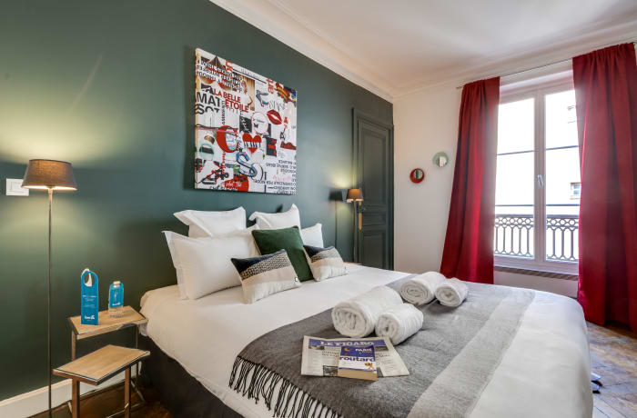 Apartment in Rivoli II, Le Marais (3e) - 11