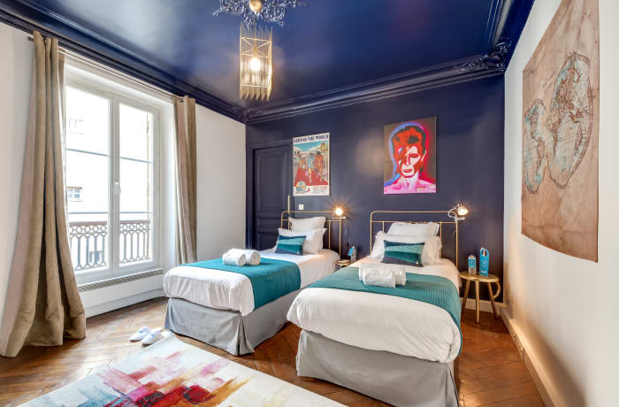 Apartment in Rivoli II, Le Marais (3e) - 15
