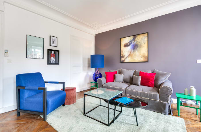 Apartment in Rivoli II, Le Marais (3e) - 4
