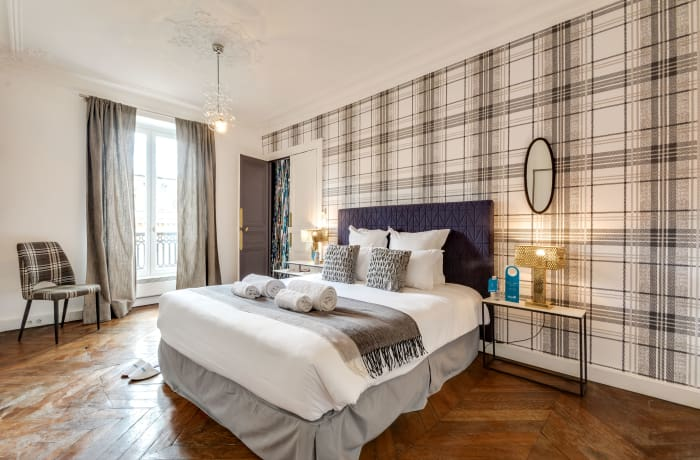 Apartment in Rivoli II, Le Marais (3e) - 8