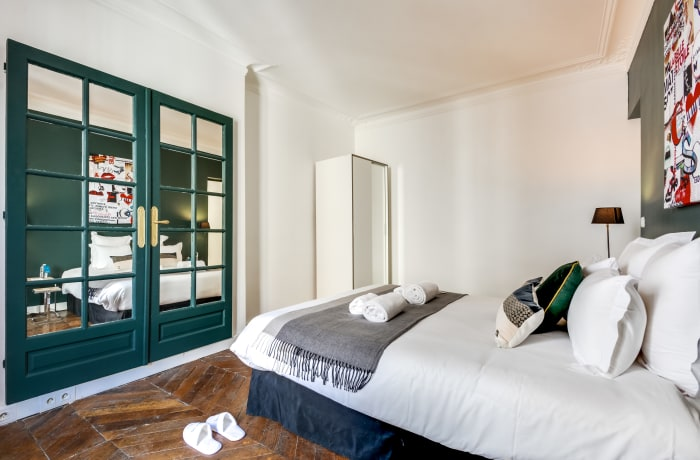 Apartment in Rivoli II, Le Marais (3e) - 10