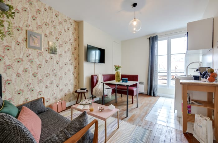 Apartment in Roquette III, Bastille (4e) - 2