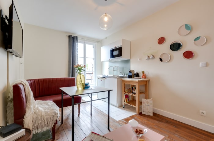 Apartment in Roquette III, Bastille (4e) - 3