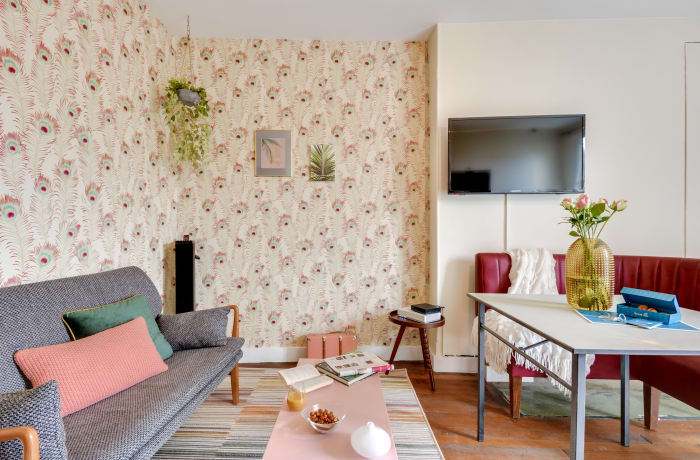 Apartment in Roquette III, Bastille (4e) - 4