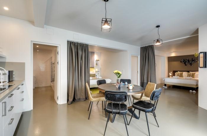 Apartment in Temple I, Le Marais (3e) - 3