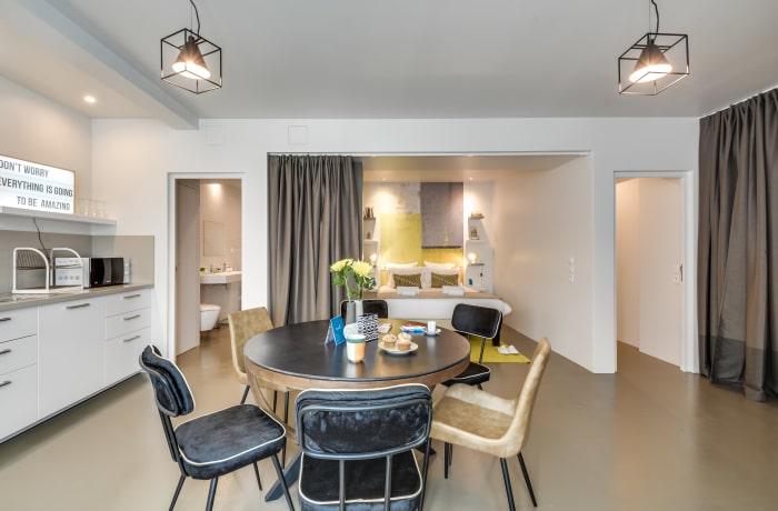 Apartment in Temple I, Le Marais (3e) - 4