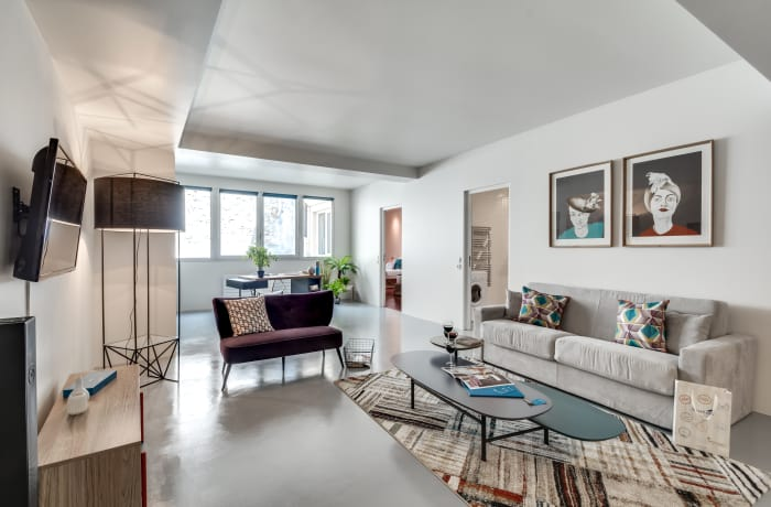 Apartment in Temple II, Le Marais (3e) - 1