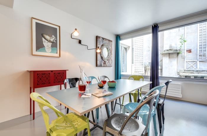 Apartment in Temple IV, Le Marais (3e) - 5