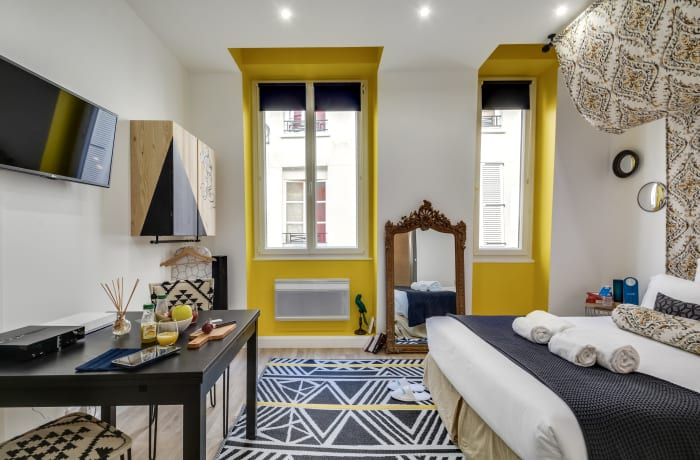Apartment in Aboukir II, Les Halles - Etienne Marcel (1er) - 2