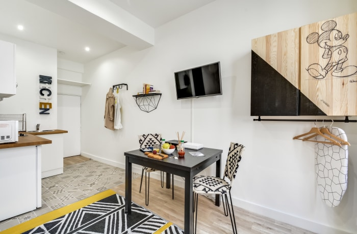 Apartment in Aboukir II, Les Halles - Etienne Marcel (1er) - 13