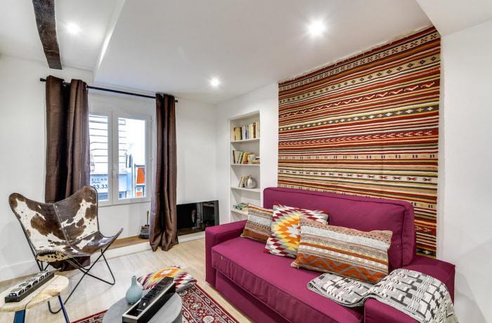 Apartment in Aboukir, Les Halles - Etienne Marcel (1er) - 2