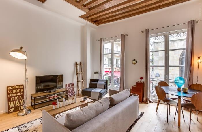 Apartment in Cygne, Les Halles - Etienne Marcel (1er) - 1