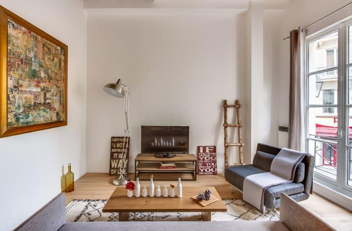 Apartment in Cygne, Les Halles - Etienne Marcel (1er) - 2