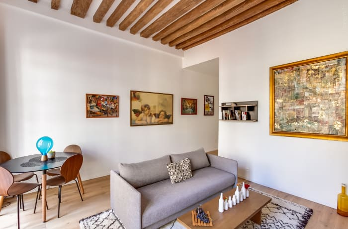 Apartment in Cygne, Les Halles - Etienne Marcel (1er) - 3