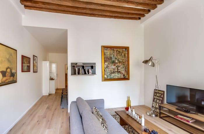 Apartment in Cygne, Les Halles - Etienne Marcel (1er) - 4