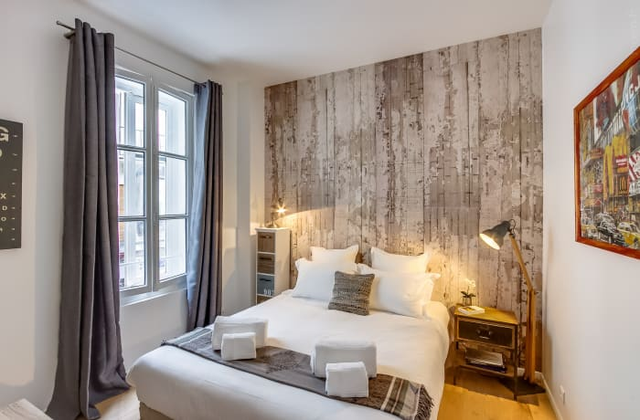 Apartment in Cygne, Les Halles - Etienne Marcel (1er) - 7