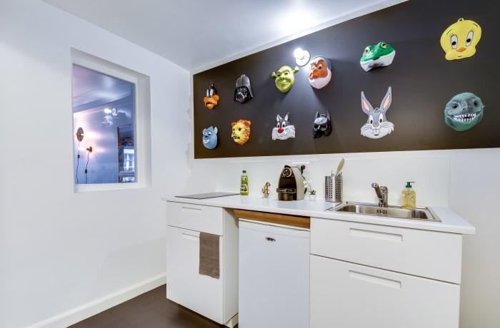 Apartment in Etienne Marcel, Les Halles - Etienne Marcel (1er) - 9