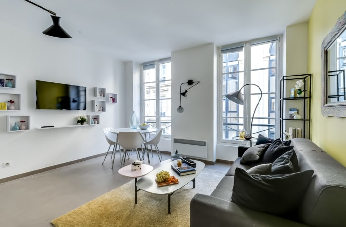 Apartment in Enghien I, Opera - Grands Boulevards (10e) - 2