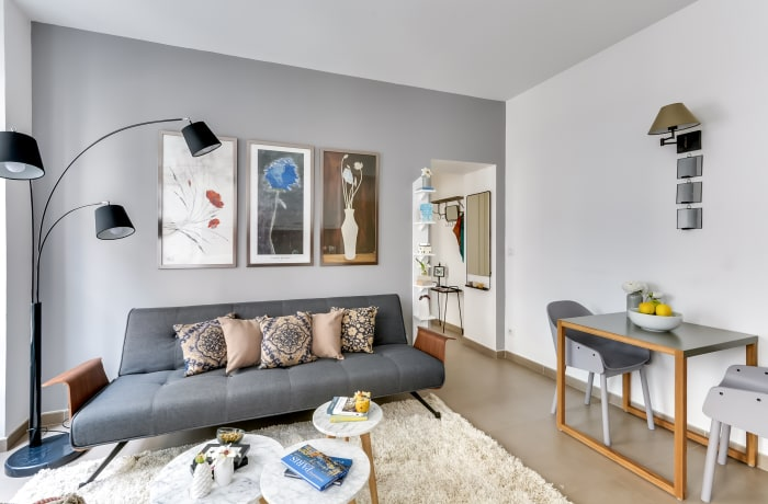 Apartment in Enghien IV, Opera - Grands Boulevards (10e) - 2