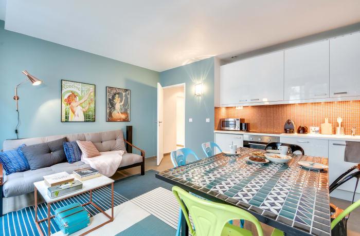 Apartment in Enghien VI, Opera - Grands Boulevards (10e) - 1