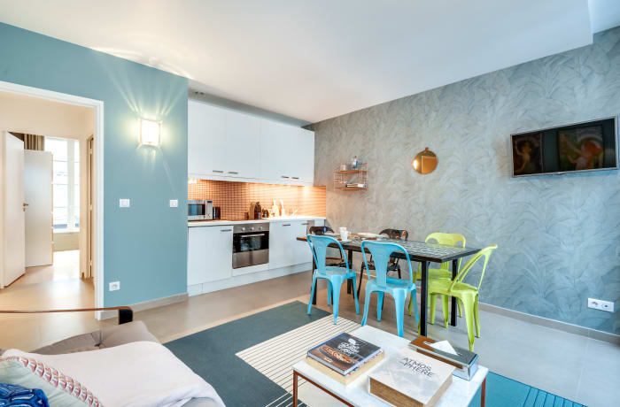 Apartment in Enghien VI, Opera - Grands Boulevards (10e) - 7